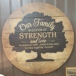 our family is our strength