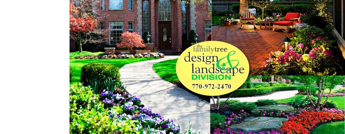 Landscaping by The Family Tree Garden Center
