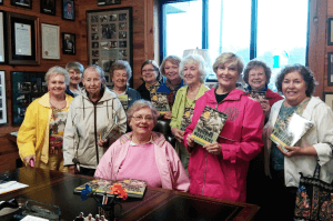 Mountain Ladies Book Club