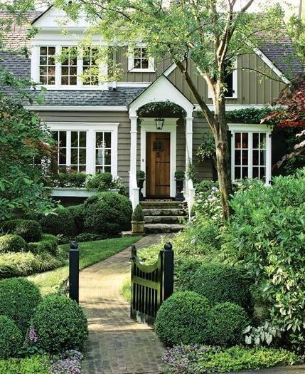 """The 10 """"Must-Have's"""" in your Landscape: #4 A Welcoming Front Entry"""